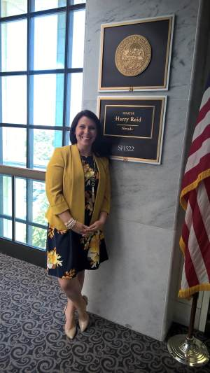 advocate at Senator's office