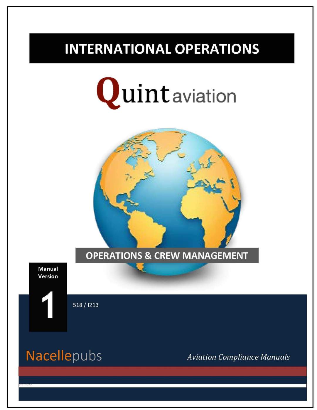 FAA ICAO International Operations Manual - MNPS