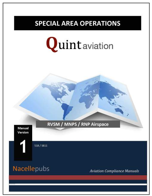 Special Area Operations