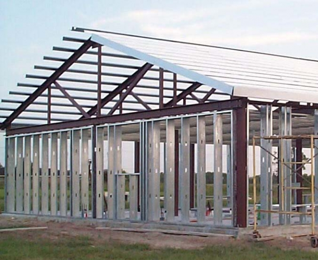 Steel homes are becoming more common