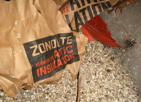 Zonolite brand vermiculite is likely contaminated by asbestos