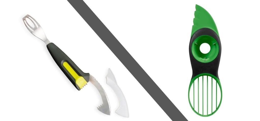 Los affordances son un elemento importante en el diseño de objetos o interfaces, como pueden ser los instrumentos de cocina.