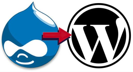 migrar de drupal a wordpress