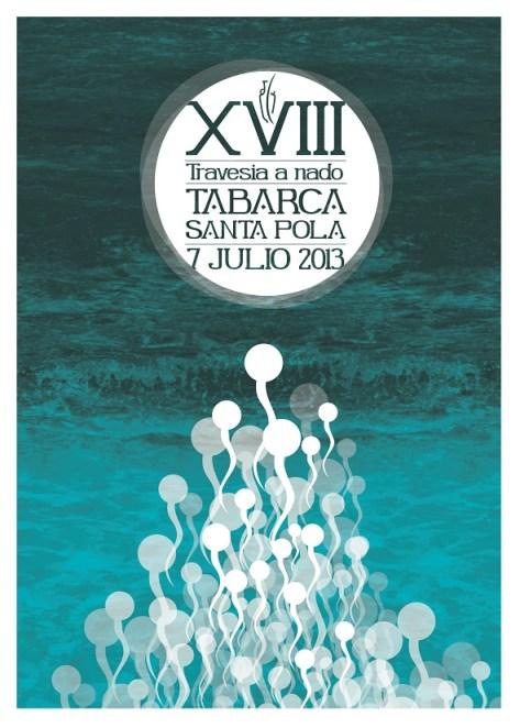 Travesía Tabarca Santa Pola 2013