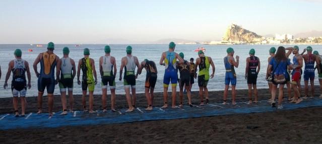 Campeonato España Triatlon 2014 Aguilas