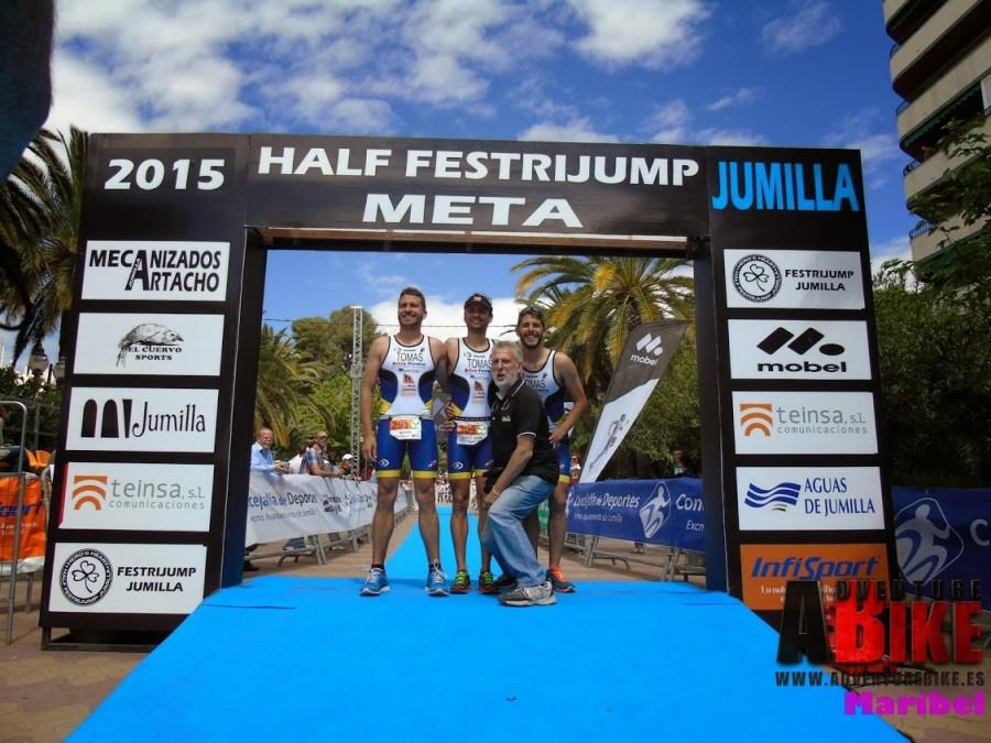 Festrijump Triatlon Olimpico Jumilla 2015
