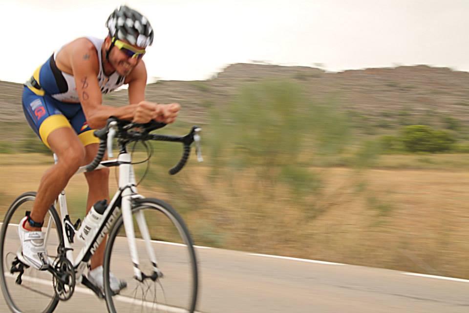 Triatlon de Agramón 2015