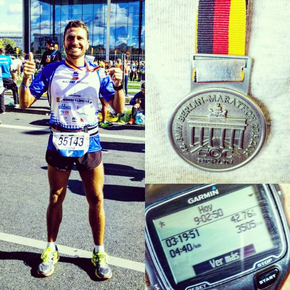 Maratón de Berlin 2015 - Nacho Tomás - Berlin2015M