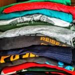 El cajón de las camisetas