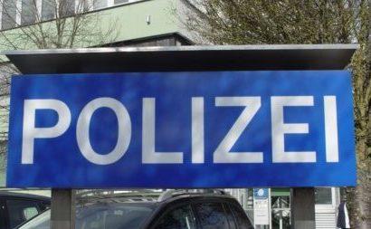 Zeugensuche der Polizei Neustadt a.d. Waldnaab