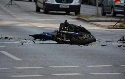 Motorradfahrer bei Schorndorf tödlich verunglückt.