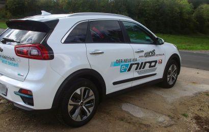 Autotest: KIA e-Niro