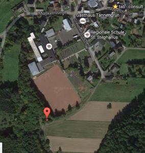 Anfahrt - Quelle Google Maps.