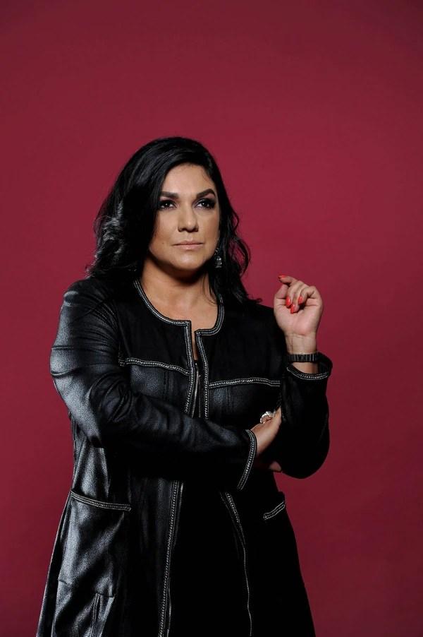 Gabriela Alfaro es la directora del Miss Costa Rica. Fotografía: Melissa Fernández.