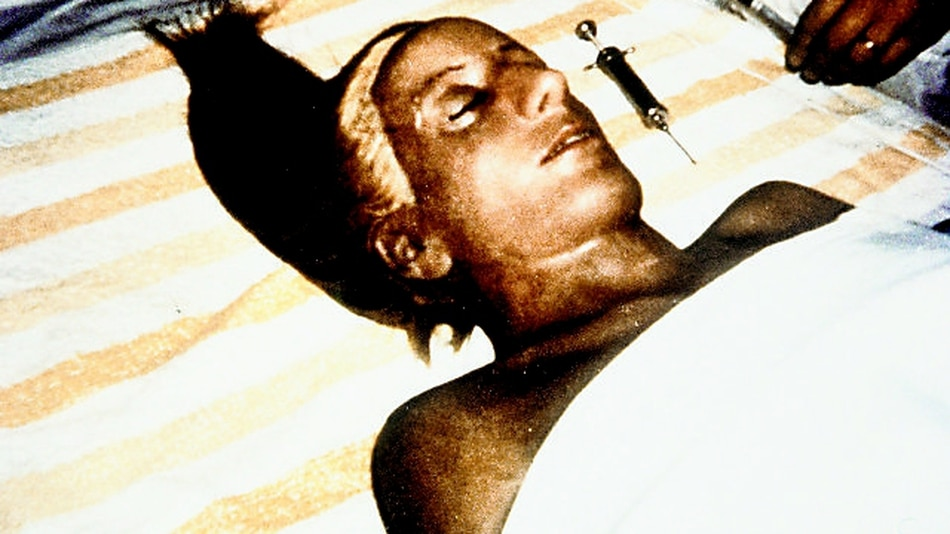 Embalmed Body After 100 Years