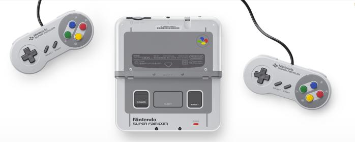 New Nintendo 3DS Super Famicom