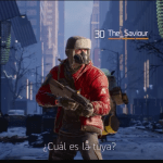 The division The savior