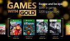 Revelados los juegos que formarán parte del Games With Gold de octubre de 2016