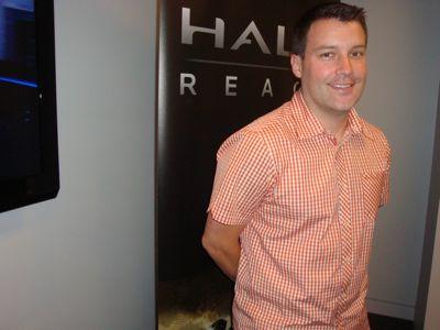 Josh Holmes Halo