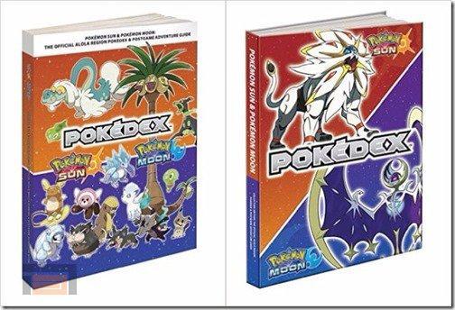 Pokémon sol y luna Guía de Aventura Pokédex & Postgame