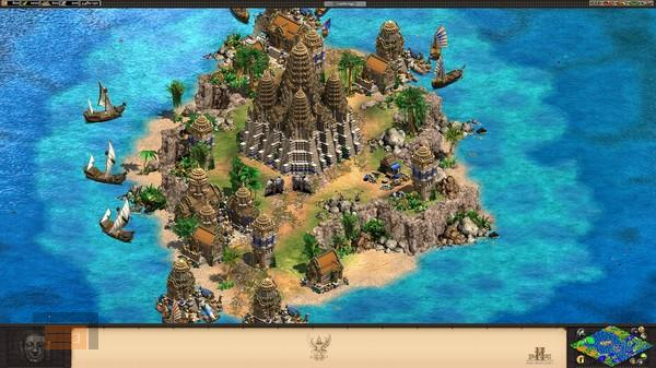 Age of the Empires HD