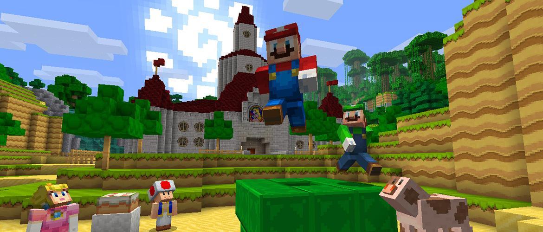 Minecraft Console Edition. Nintendo Switch