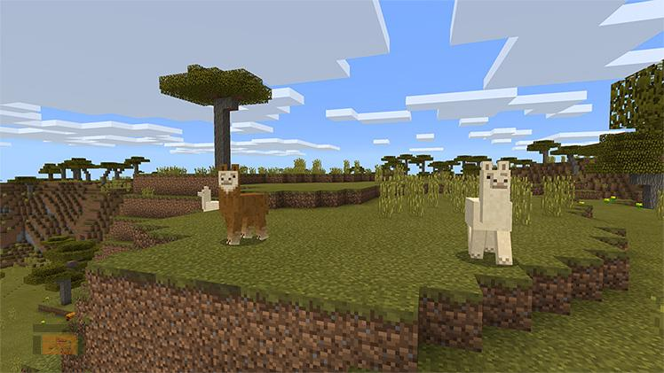 Minecraft. Discovery Update