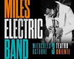 Miles Electric Band, la banda que revive el legado de Miles Davis llega a Chile