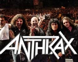 Nos preparamos para Anthrax en Chile: 10 insuperables himnos que no pueden faltar