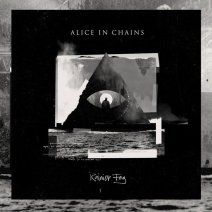 Alice in Chains – Rainier Fog (2018)