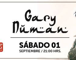 Concurso: Gana entradas para el show de Gary Numan en Chile