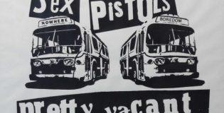 """Cancionero Rock: """"Pretty Vacant""""- Sex Pistols (1977)"""