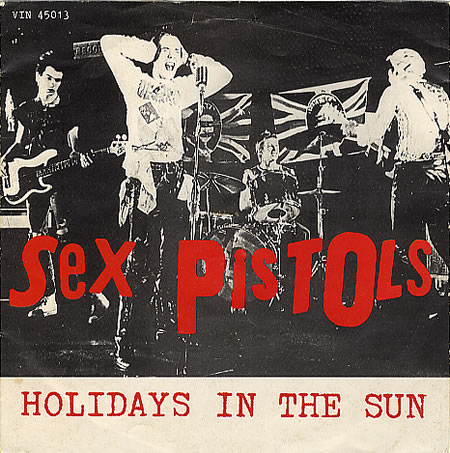 The sex pistols holidays in the sun