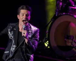 The Killers cerró Lollapalooza Chile 2018 con una lección de espectáculo