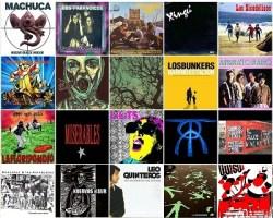 120 Discos Pre-seleccionados Ranking Rock Chileno NR