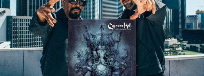 """""""Elephants On Acid"""": Cypress Hill presenta su nuevo disco cargado a la sicodelia retro"""