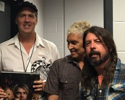 Las pistas que indican la posible reunión de Nirvana para este fin de semana