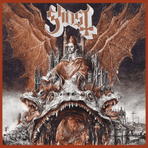 "Ghost- ""Prequelle"" (2018)"