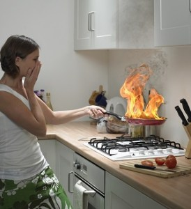What Can Cause a Fire in Your West Friend Kitchen