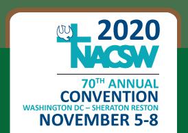 Annual Convention 2020