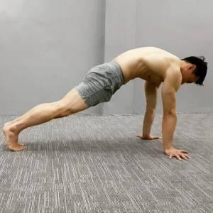 ejercicios de fuerza para natación