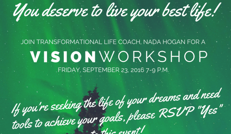 The Final Vision Workshop of September