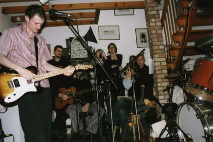 Ballboy live Peel Sessions