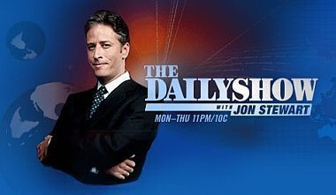 The Daily Show on www.nadamucho.com
