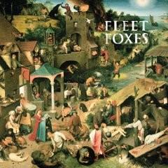 The Fleet Foxes on www.nadamucho.com