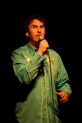 Comedian Matt Braunger