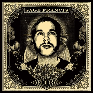 Sage Francis album cover