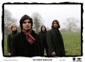 The Boxer Rebellion (2011)
