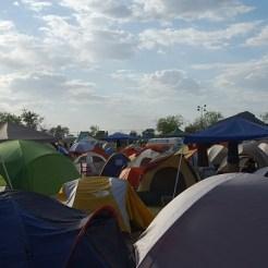 Austin Psych Fest 2014 Tent Camp