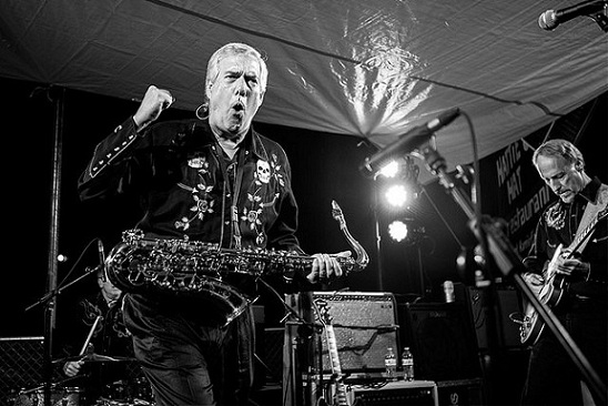 The Sonics at Macefield Music Festival 2014 by Sunny Martini on NadaMucho.com